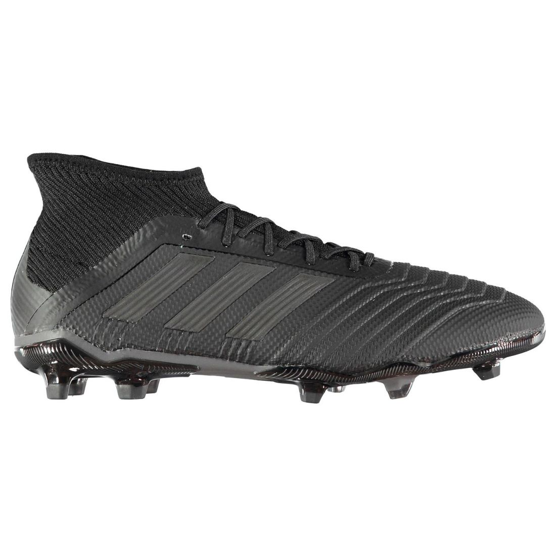 adidas Kids Boys Predator 18.1 Junior FG Football Boots Firm Ground Lace Up  Mesh 7a24b686683