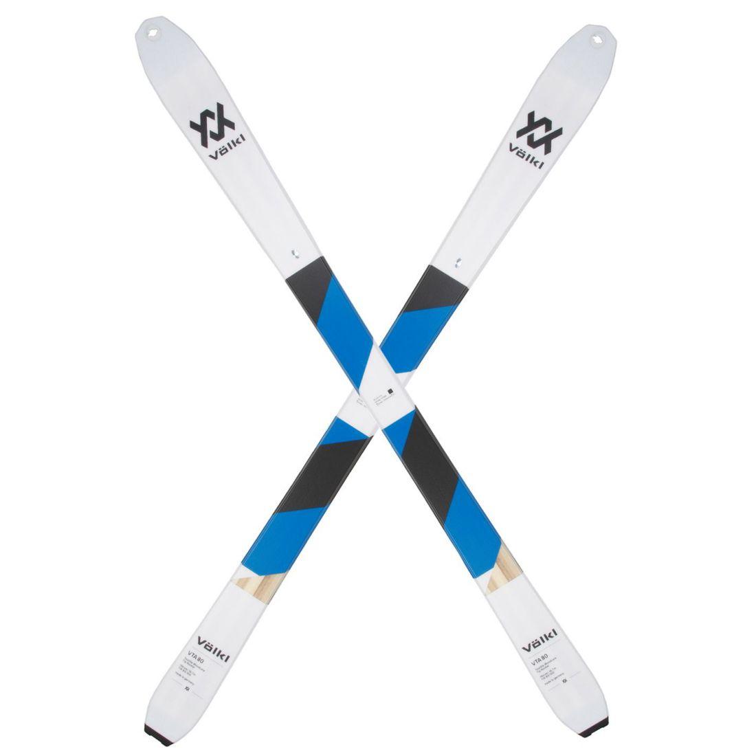 Volkl VTA80 TSet Mens Gents Skis