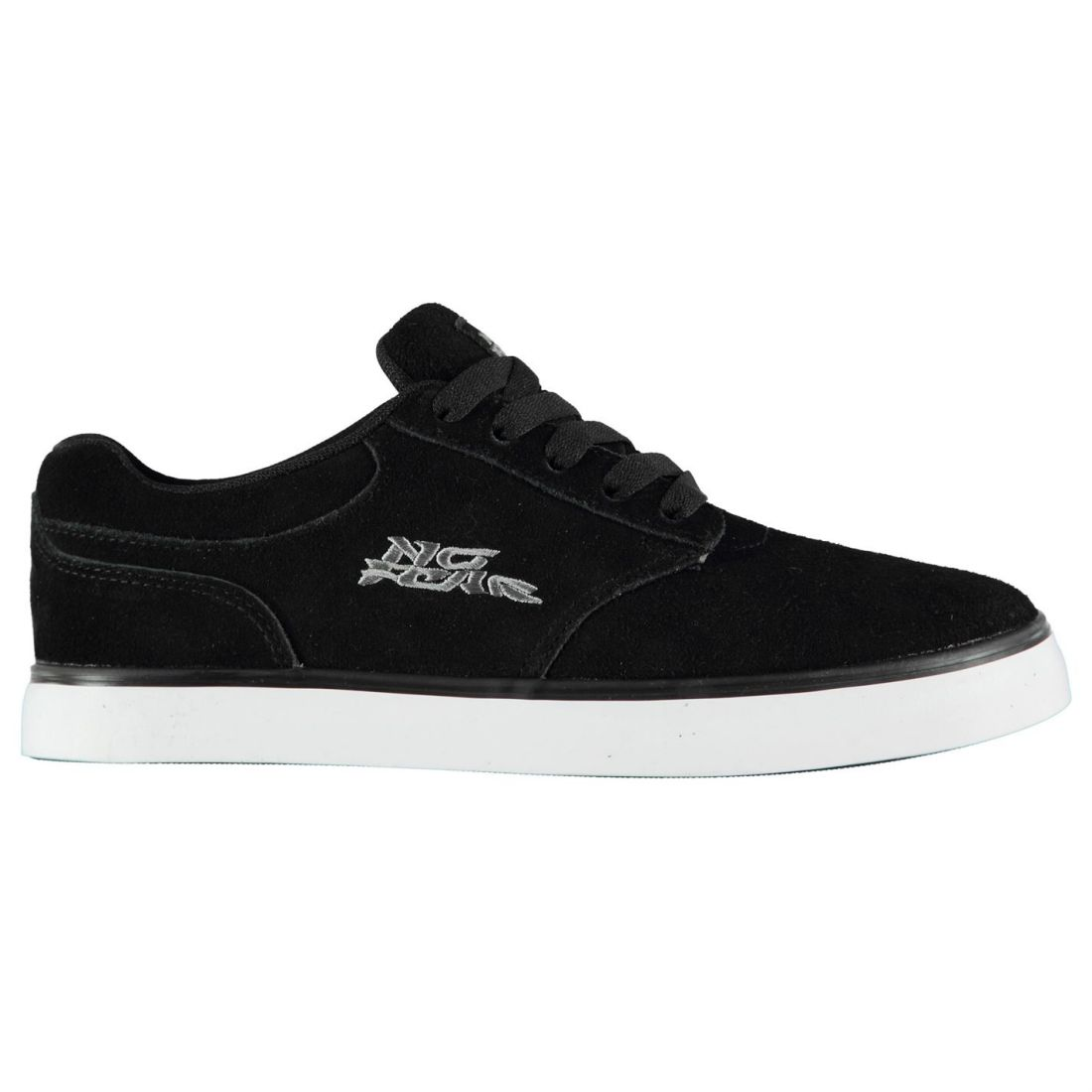 6b3ac0ed30 No Fear Mens Pier 7 Vulc Trainers Skate Shoes Lace Up Padded Ankle Collar  Tongue