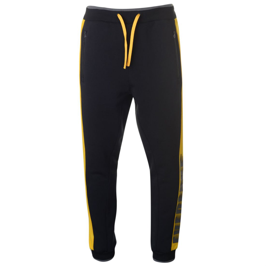c65863187c9732 Image is loading Everlast-Mens-LL-CH-Jogging-Bottoms-Fleece-Trousers-