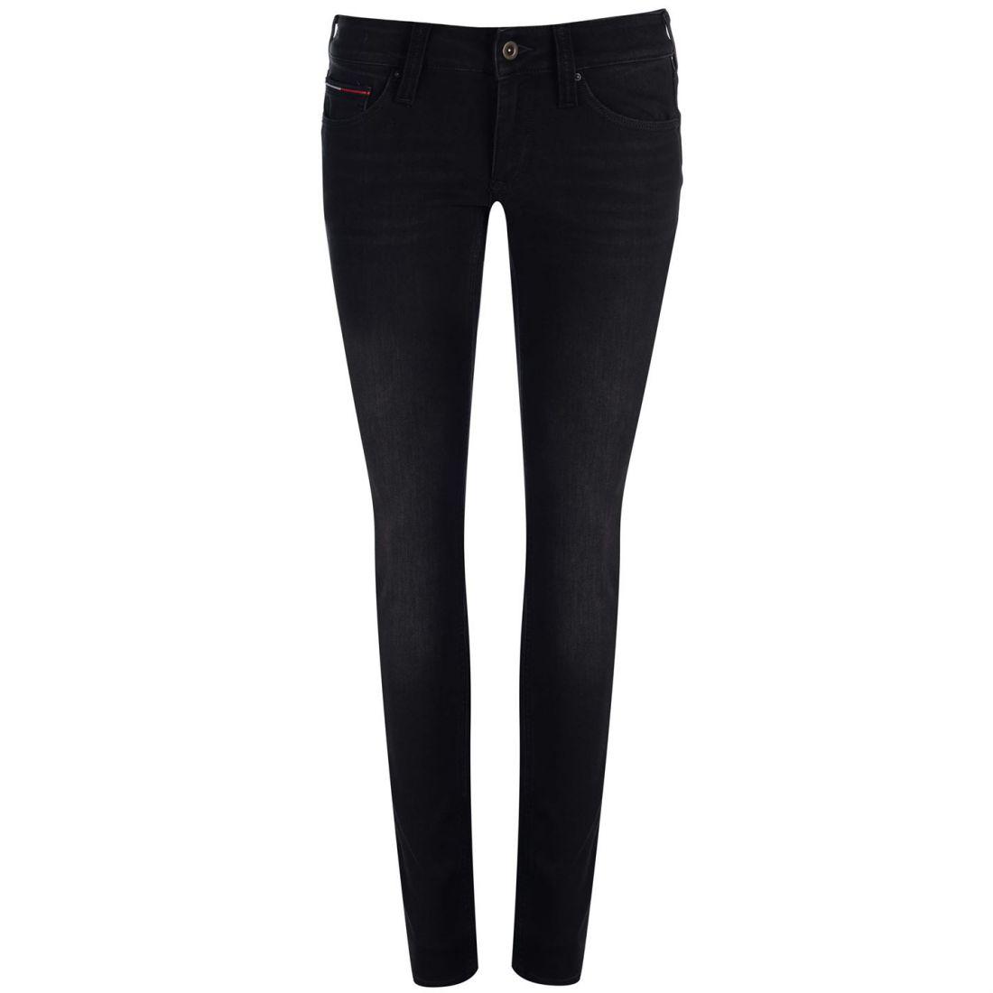 ei myyntiveroa paras valinta alennusmyynti Details about Womens HILFIGER DENIM Tommy Sophie LowRise Skinny Jeans New