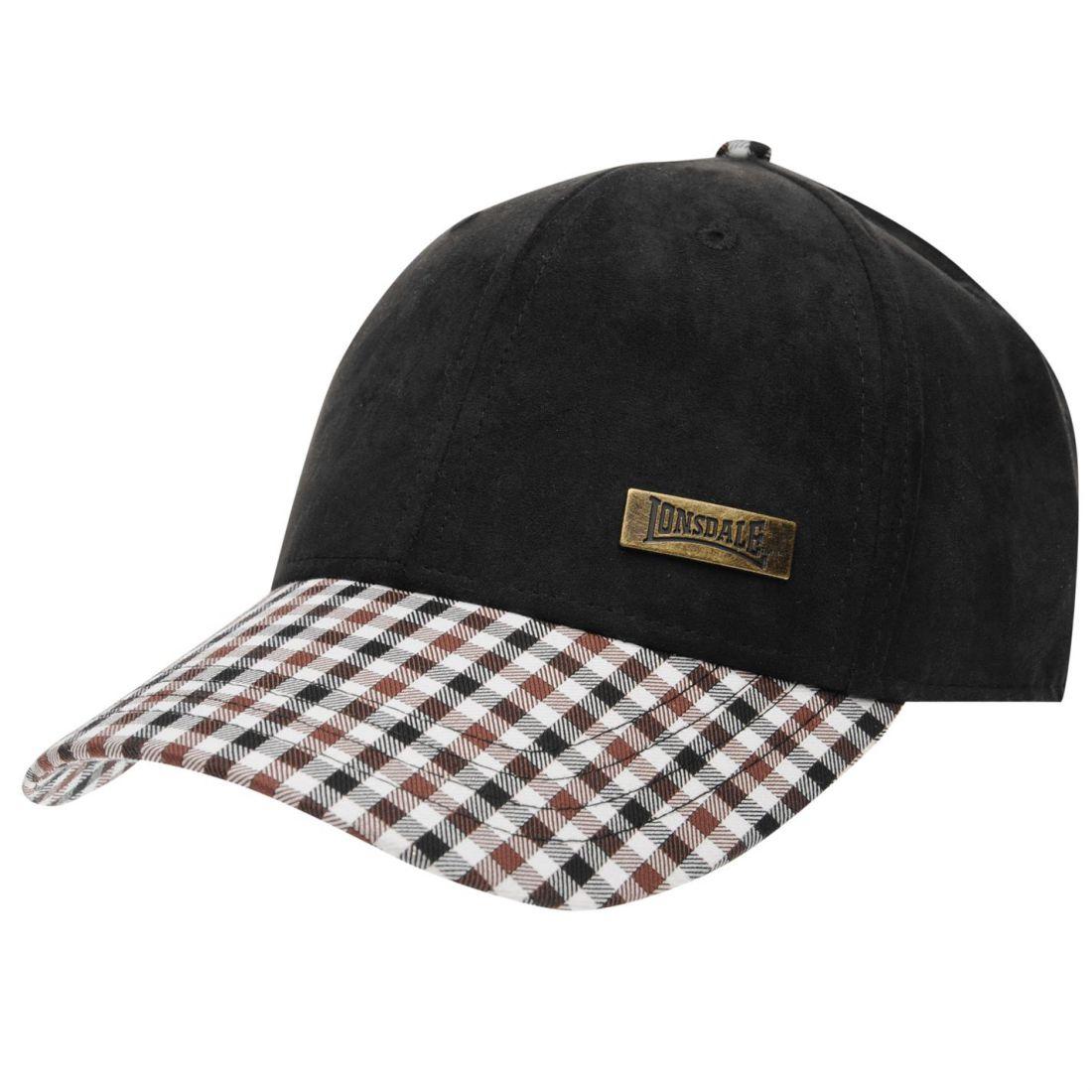 71ff96bf6d Lonsdale Premium Cap Mens Gents Baseball Breathable Panel Design   eBay