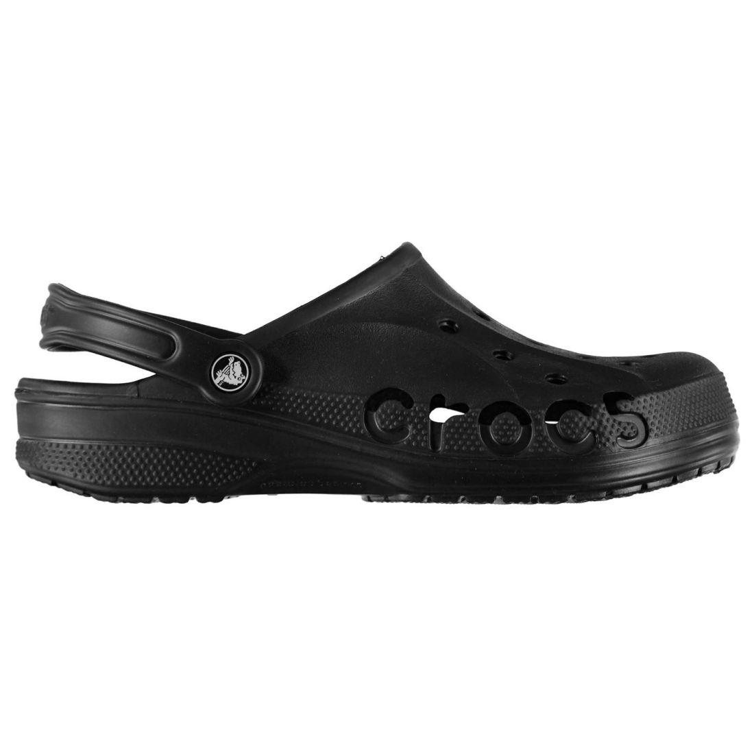 5b26223c75e6 Crocs Mens Gents Baya Clogs Shoes Garden Beach Hospital Casual ...