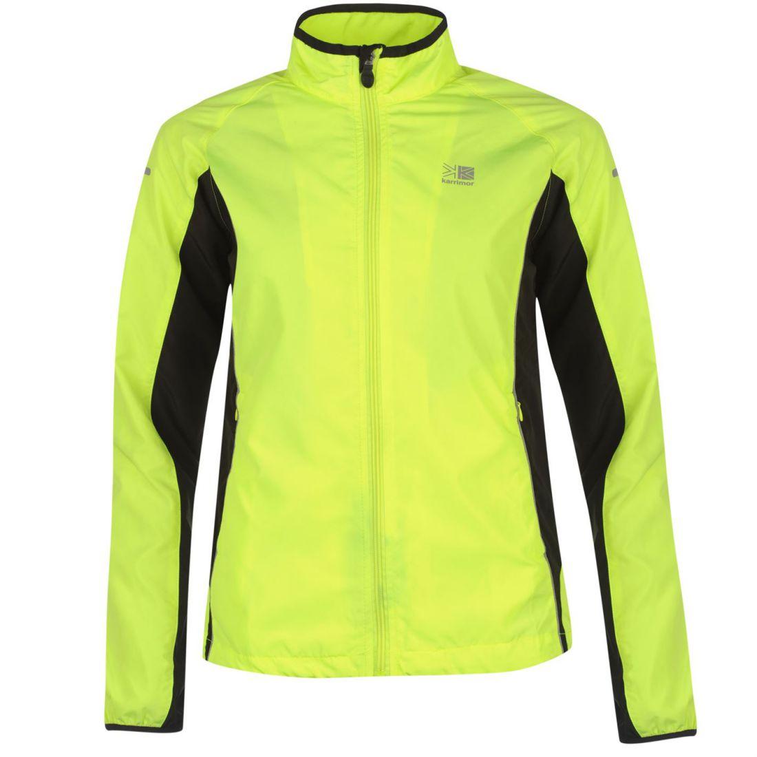 Karrimor Womens Ladies Running Jacket Long Sleeve Zip -5975