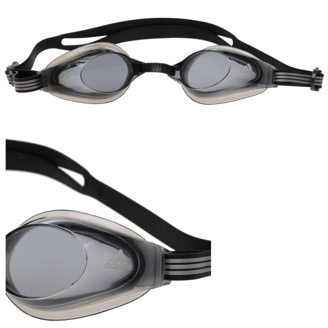 f87cfd713e4e Image is loading Adidas-Unisex-Aquastorm-Swimming-Goggle -Head-Strap-Training-