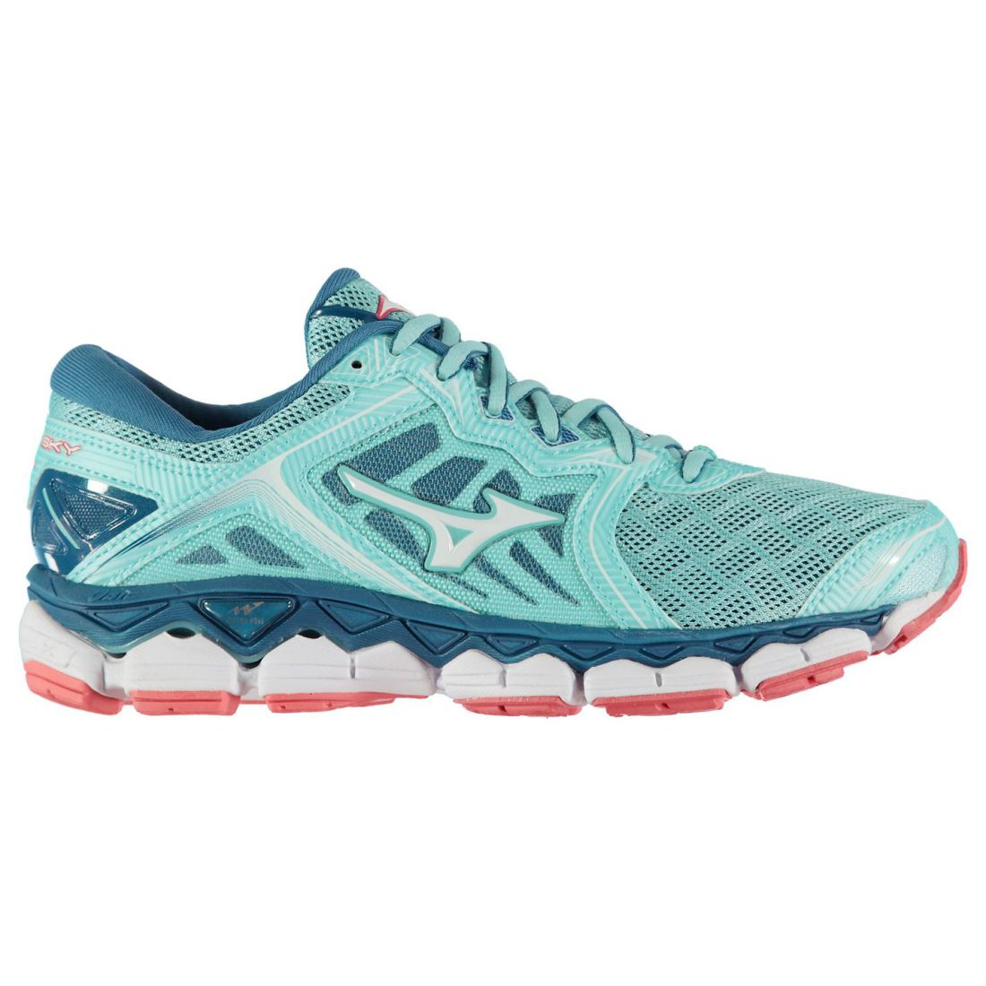 Womens Wave Sky Running shoes Road