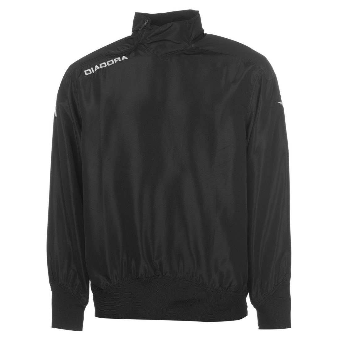 034caa52e Diadora Mens Montana Anorak Rain Jacket Coat Top Long Sleeve Funnel ...
