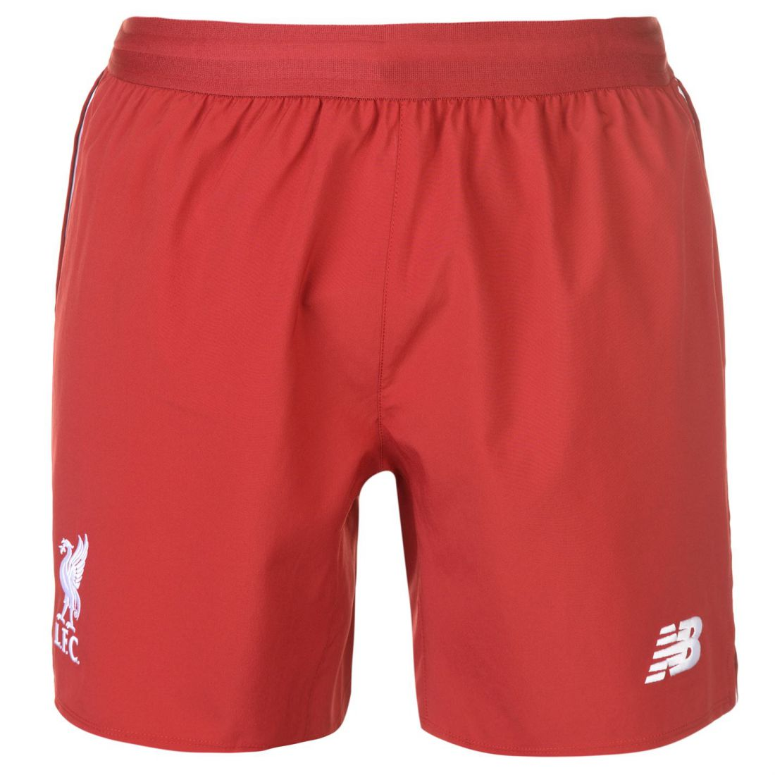 0c41c28b Details about New Balance Mens Liverpool Home Shorts 2018 2019 Domestic  Pants Trousers Bottoms