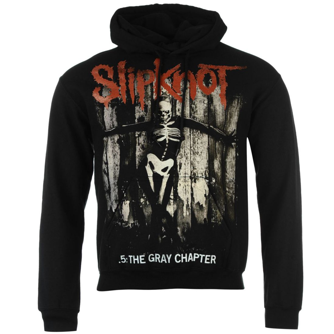 Official Mens Slipknot Hoodie Long Sleeve Hooded Top Hoody Clothing ... 0d0274fa6cf
