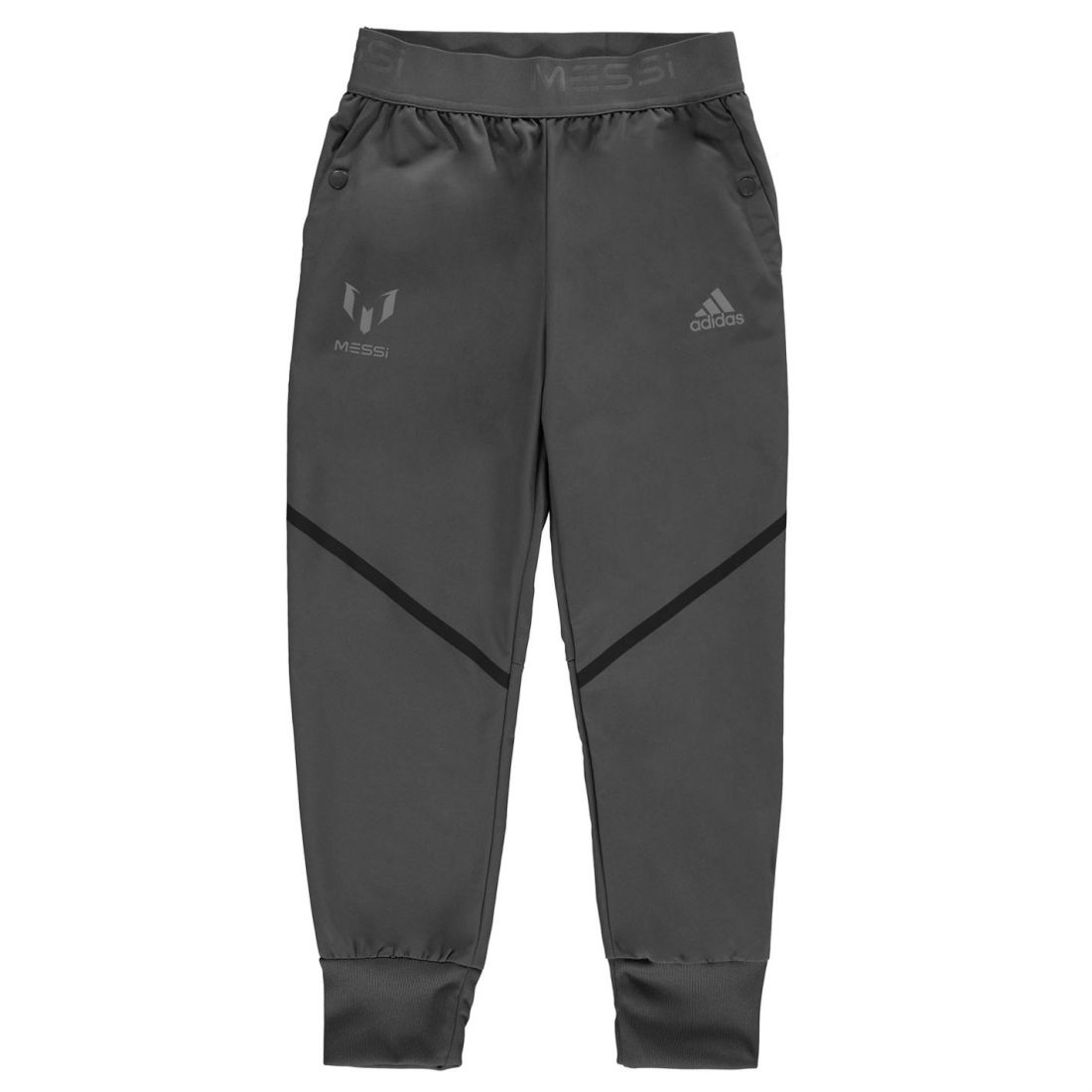 best service ba2fc 500ad adidas Kids Boys Messi Track Pants Junior Performance Tracksuit Bottoms  Trousers