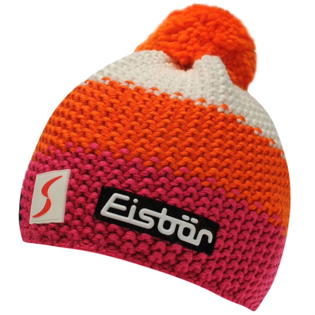 Details about Eisbar Childrens Fergus Neon Ski Hat Sport Activities Winter  Snow Headwear 87378bd9818