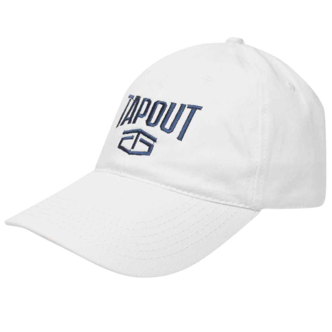 f2f5564aaa1 Image is loading Tapout-Mens-Large-Logo-Baseball-Cap-Cotton-Training-