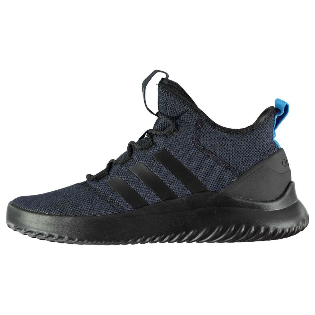 c6a3b6207c1 adidas Cloudfoam Ultimate B Ball Sneakers Mens Gents Runners Laces Fastened  Knit 2 2 sur 4 ...