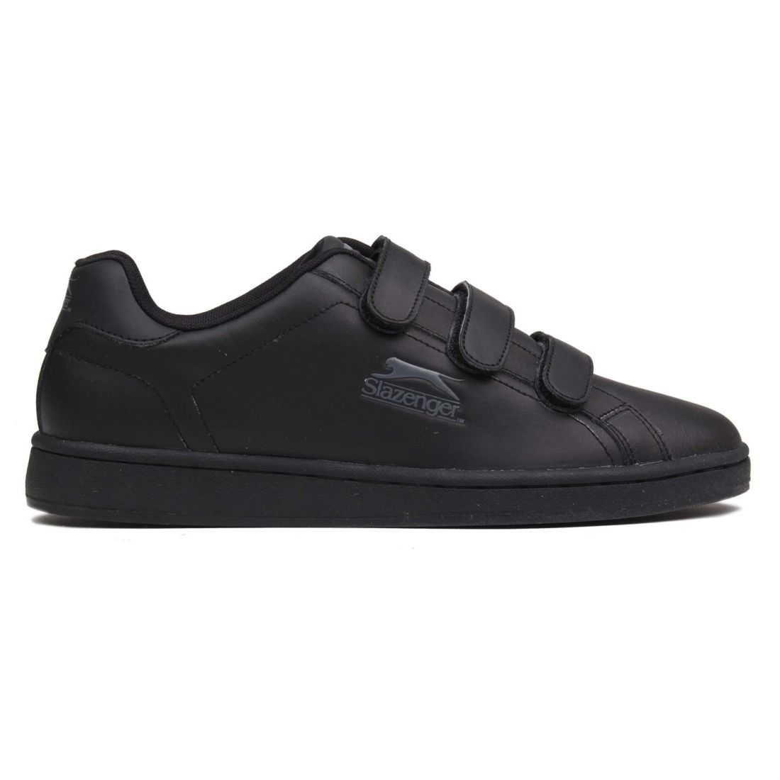 68016bee1 Details about Slazenger Mens Ash Vel Fashion Hook And Loop Casual Shoes  Trainers Footwear