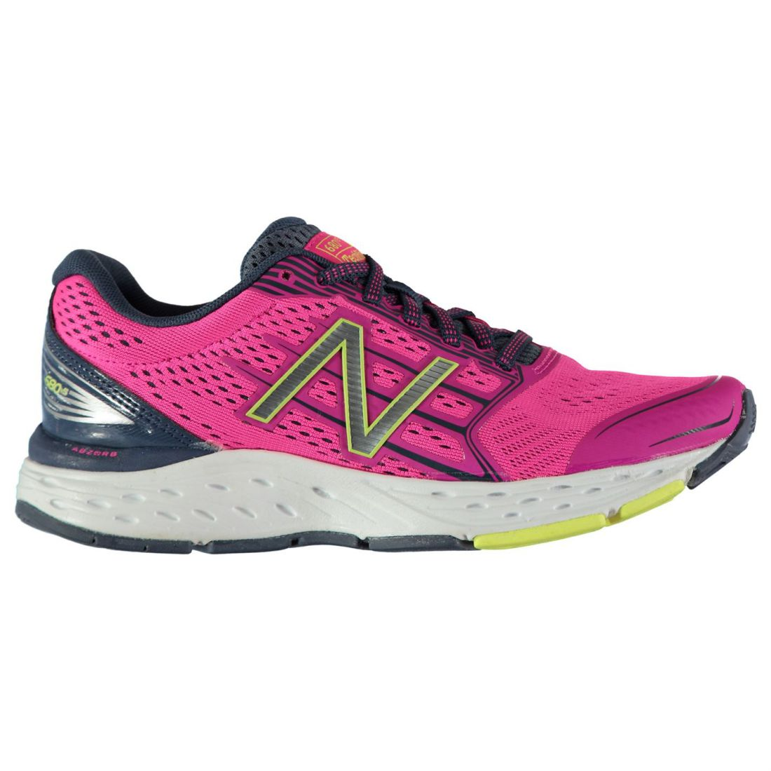 New Balance 680 v5 Running shoes Ladies Road  Laces Fastened Breathable Holes  high-quality merchandise and convenient, honest service