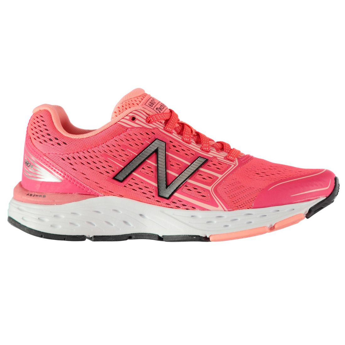 Details about New Balance Women's Sz 11 Salmon Red Fresh Foam 1080 V2 Running Walking Shoes
