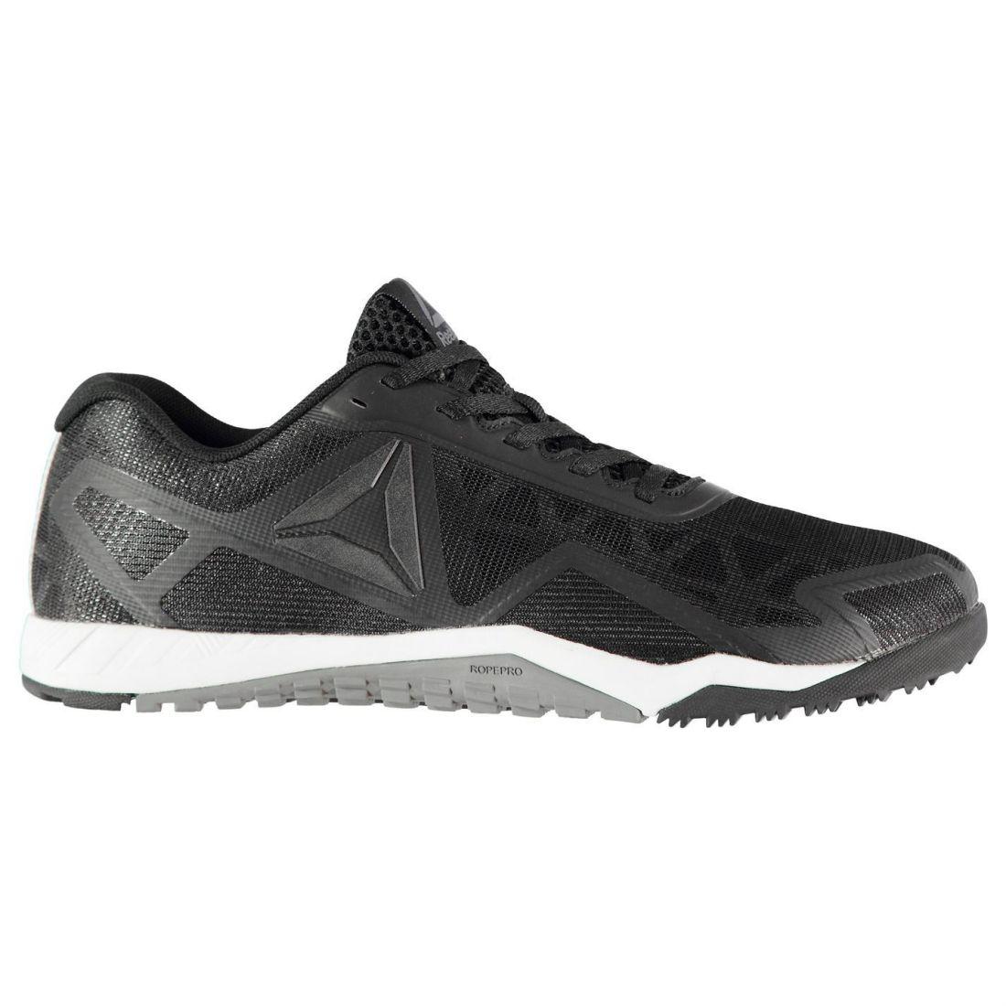 0 Para para Workout 2 Reebok hombre cordones con hombre blanco Zapatillas Deporte Zapatillas Negro xtwqY4nTY