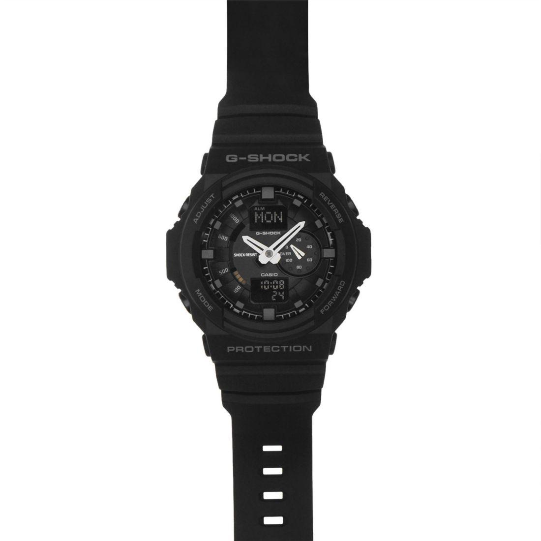 1e17e3c8b141 Casio Mens G Shock GA 40 Watch Digital Round Face Rubber Strap Wrist  Accessories