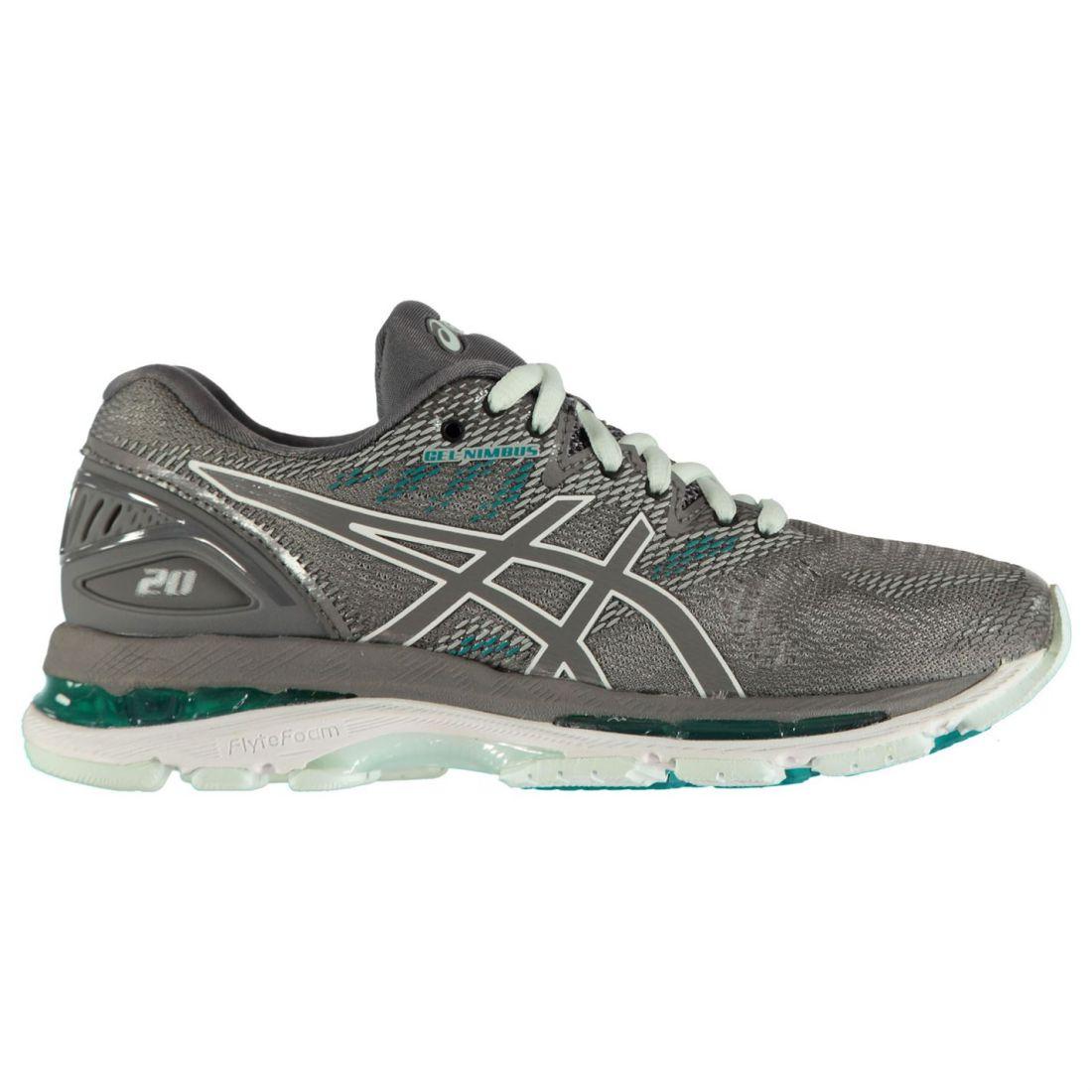 f7149833e928 Asics Womens Gel Nimbus 20 Running Shoes Road Lightweight Ortholite ...
