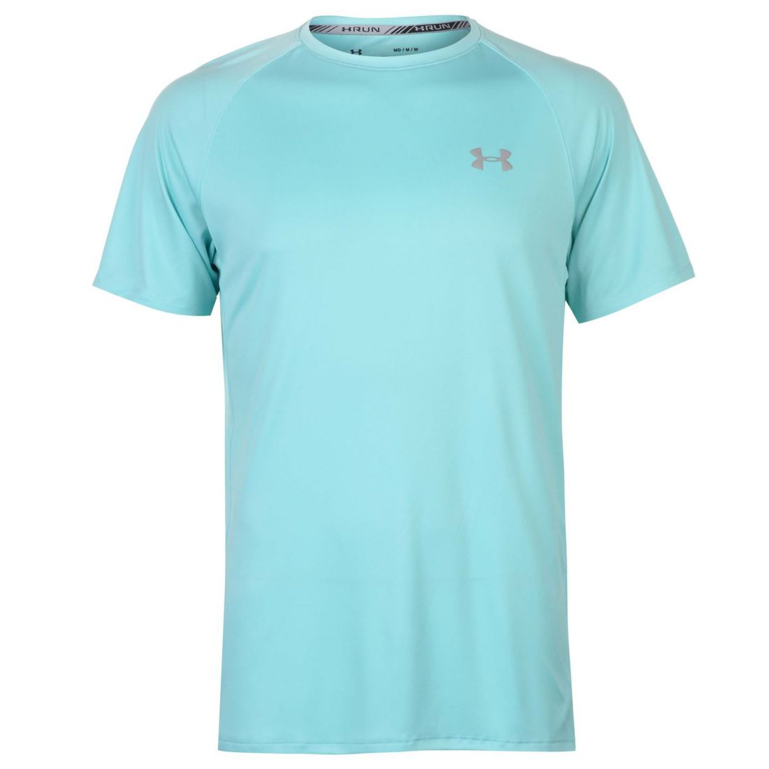 Blue Obliging Ronhill Stride Short Sleeve Mens Running Top Clothing & Accessories