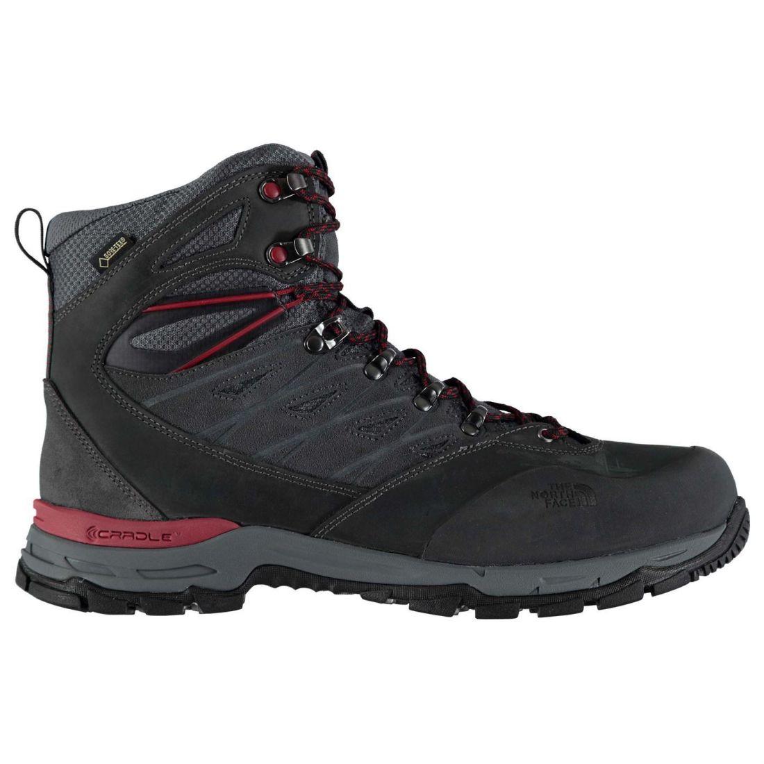 The North Face Erizo GTX Senderismo botas Para Hombres Caballeros caminando