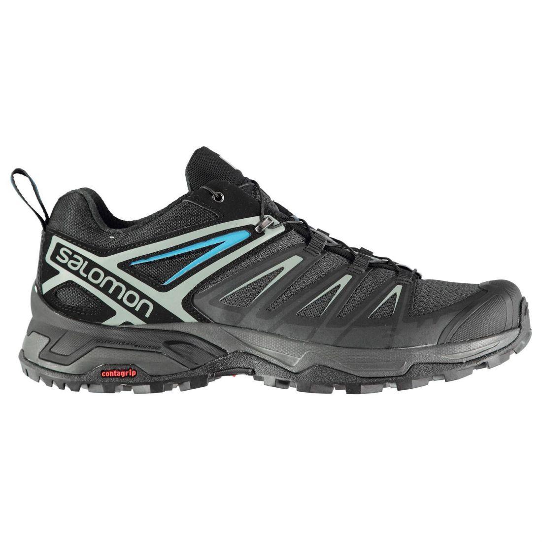 Salomon X Ultra 3 scarpe da passeggio uomo Gents non idrorepellente