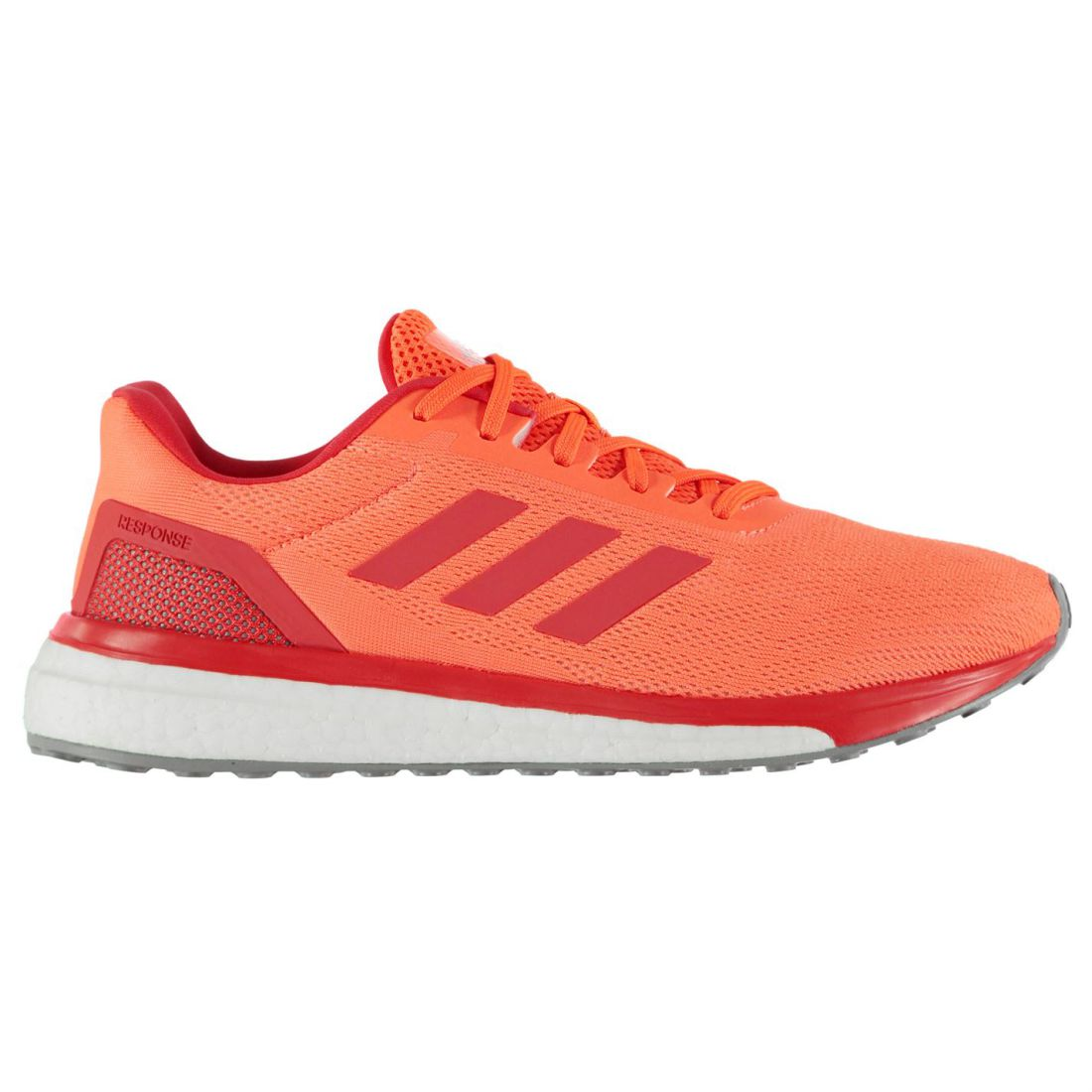 Adidas Response Running shoes Mens Gents Road Ventilated Lightweight Mesh Upper