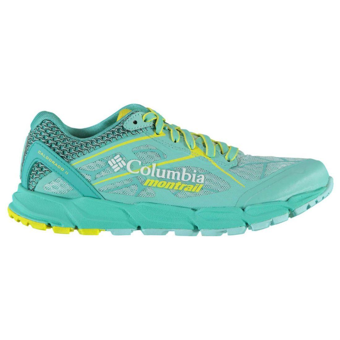 menta mujer Columbia gorra cruzado correr para Zapatillas punta reforzada entrenamiento Caldorado para AxZECRqw4g