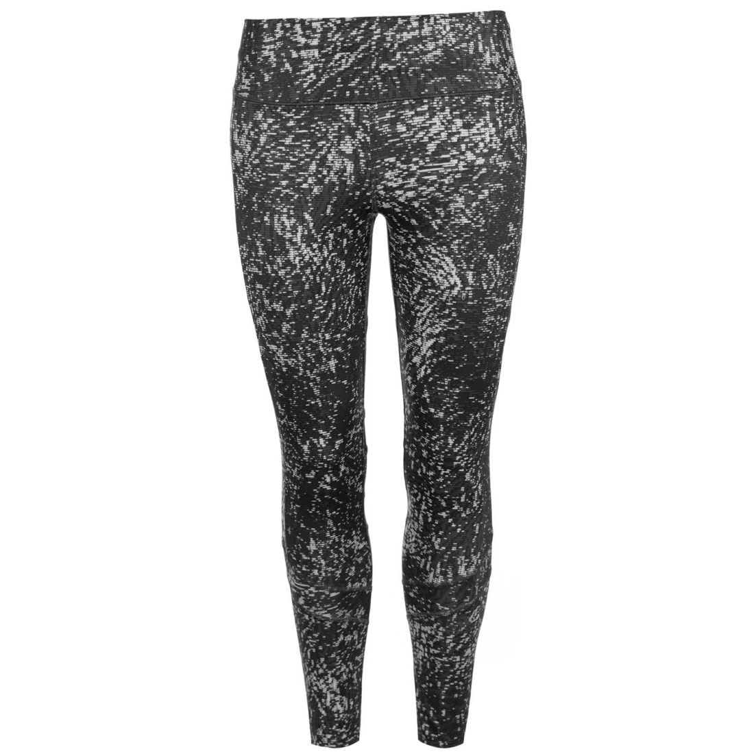 5a96b115feaa6f adidas Womens HWD 7 8 Tights Performance Pants Trousers Bottoms Lightweight  Zip