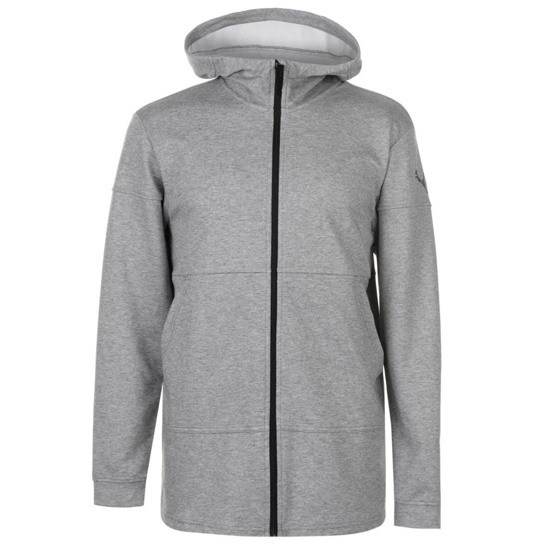 Puma Energy Zippedped Hoody Mens Gents Zip Hoodie Hooded Top Chin Guard Zipped Taille Und Sehnen StäRken