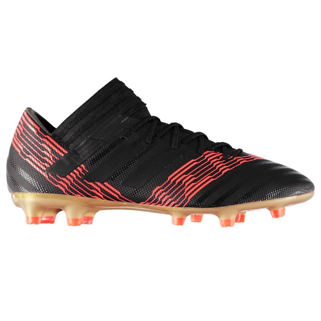 adidas Mens Nemeziz 17.3 FG Football Boots Firm Ground Lace Up Mesh ... 8ff8f0aee47
