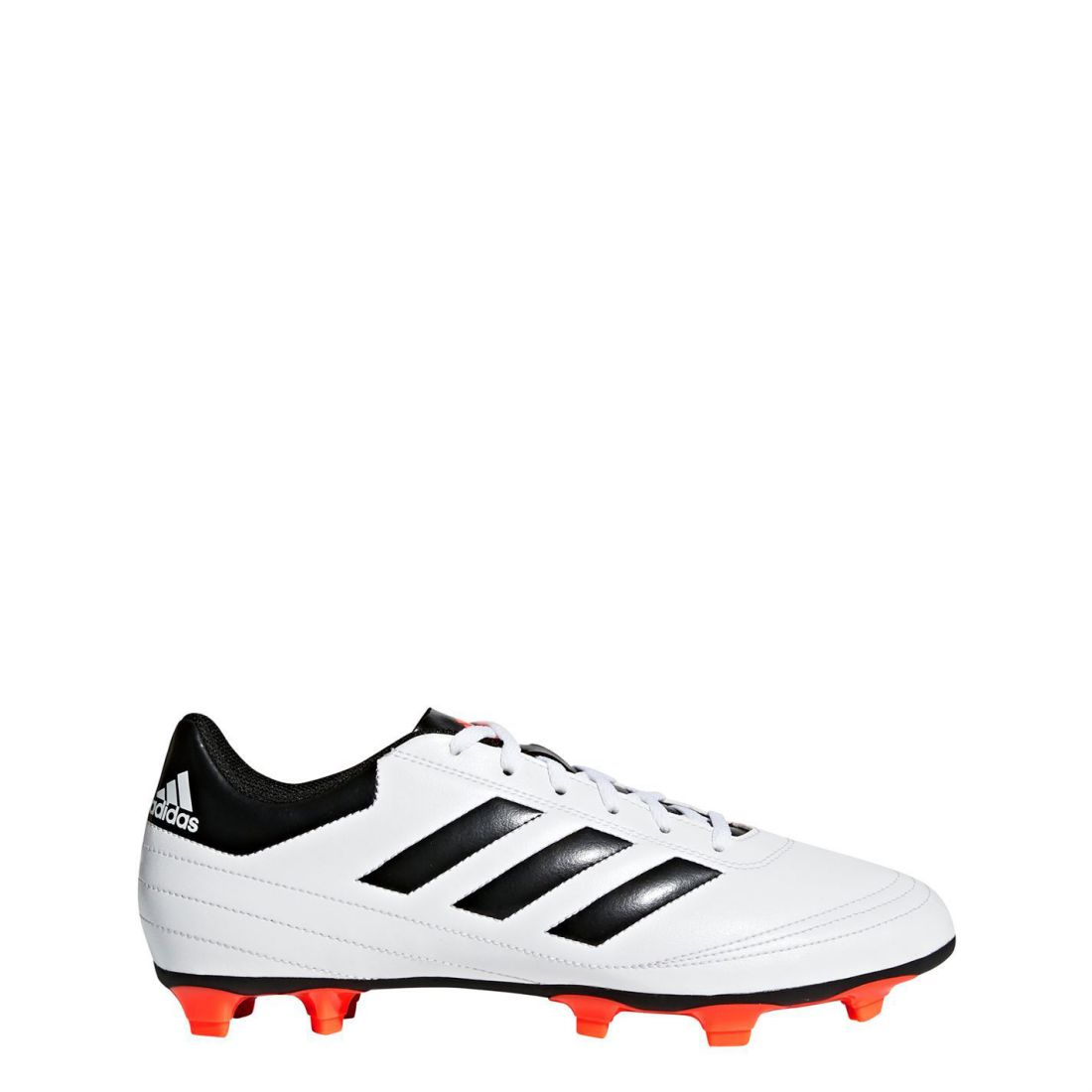 e6ef09f7 adidas Mens Goletto VI Firm Ground Football Boots Lace Up Padded Ankle  Collar