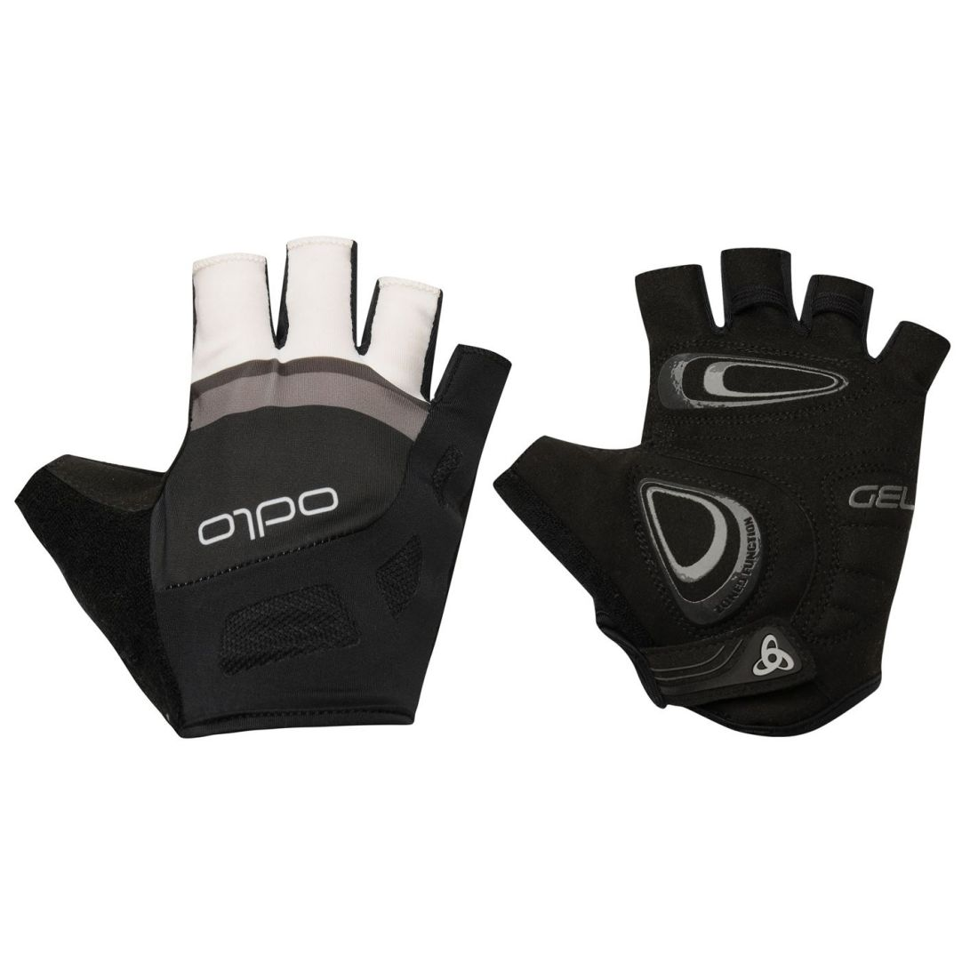 Odlo Mens Endurance Mittens Elastic Padded Gel Zones Cycling Bicycle Accessories