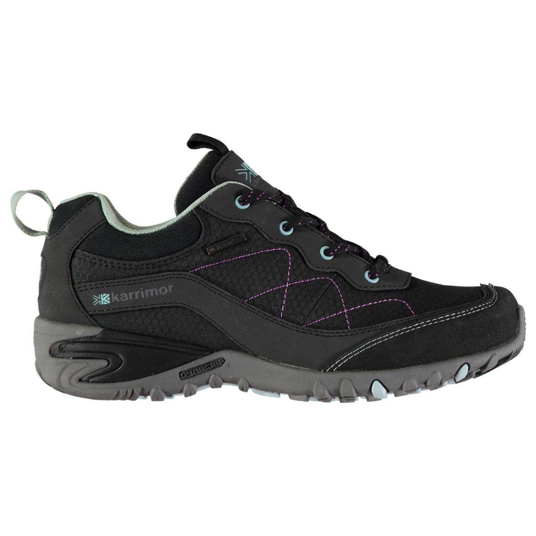 Karrimor Corrie Damas Zapatos para Caminar repelente al agua