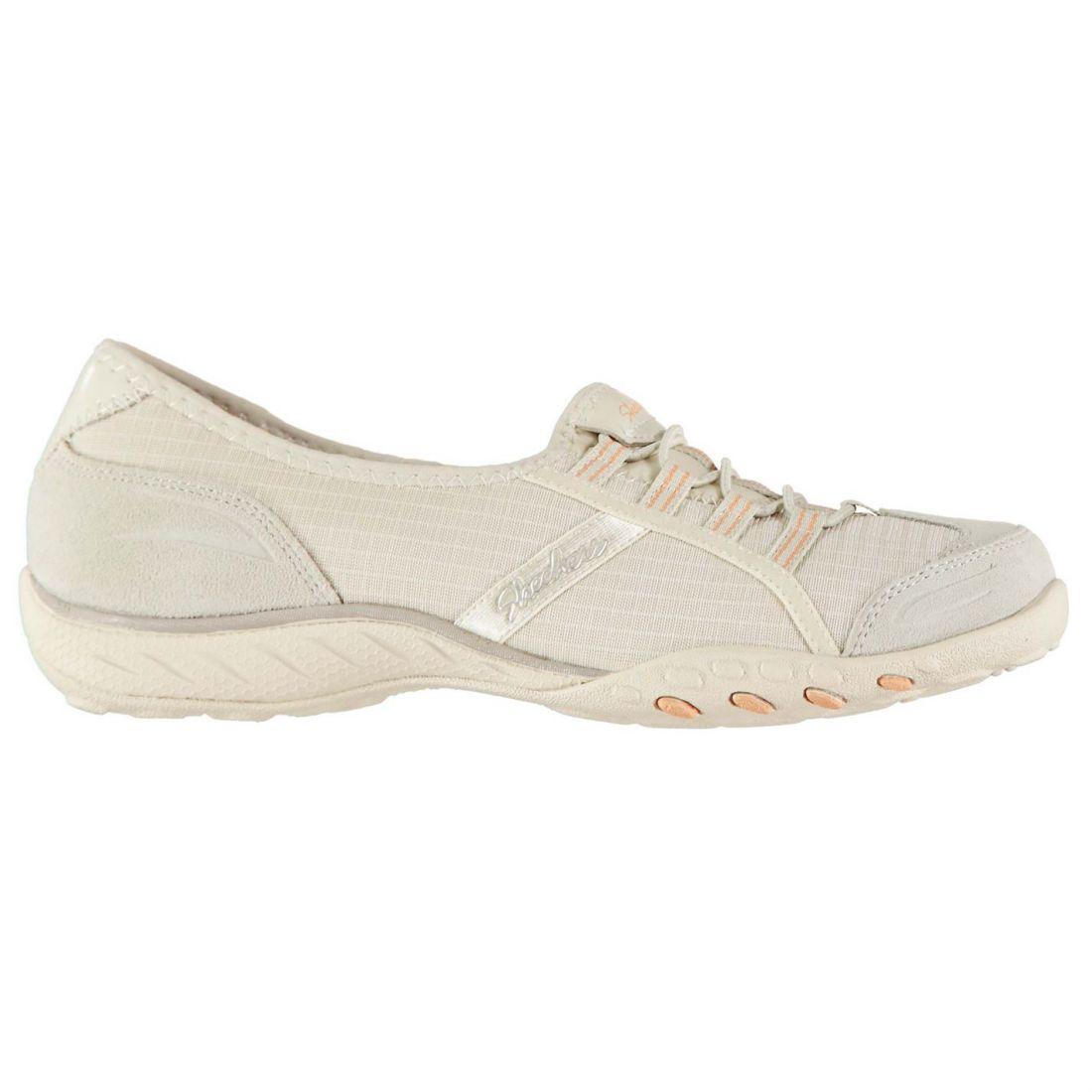 Details about Skechers Womens BE Allure Slip On Textile Memory Foam Casual  Everyday Shoes a41c39934e