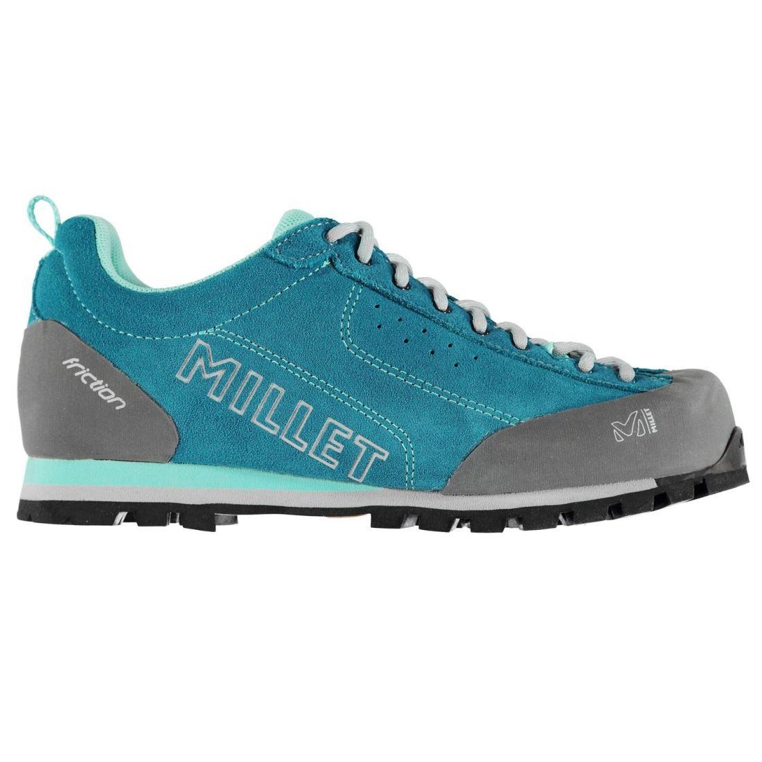 Millet Womens Friction Low Walking shoes Non Waterproof Lace Up Breathable