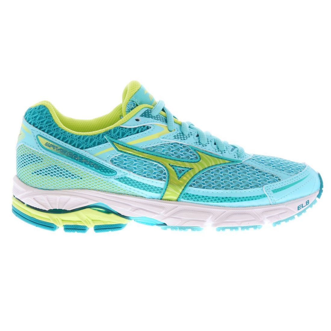 Womens Wave Equate Running shoes Road Breathable Mesh Upper