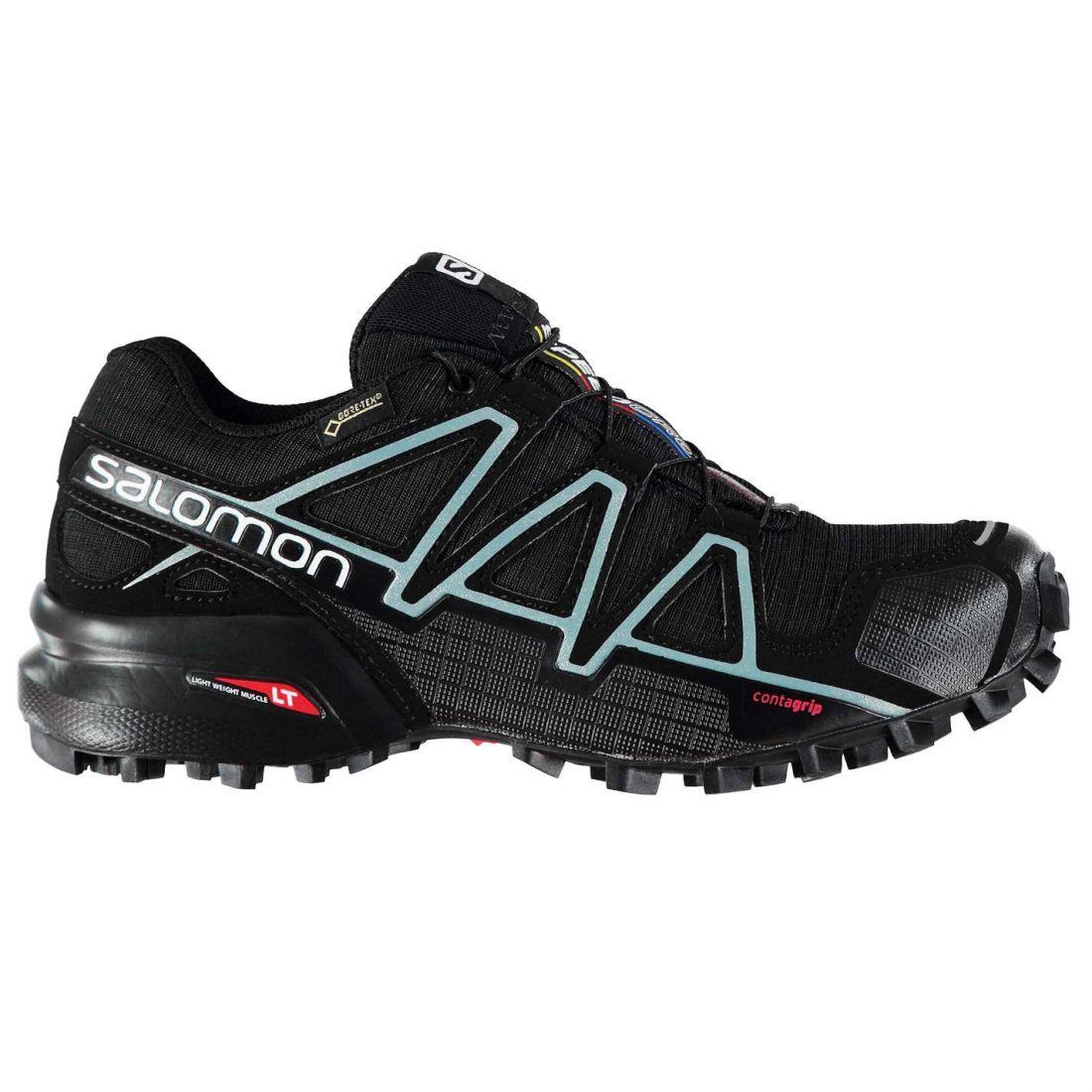 Salomon SpeedCross 4 GTX Trail Running shoes Ladies
