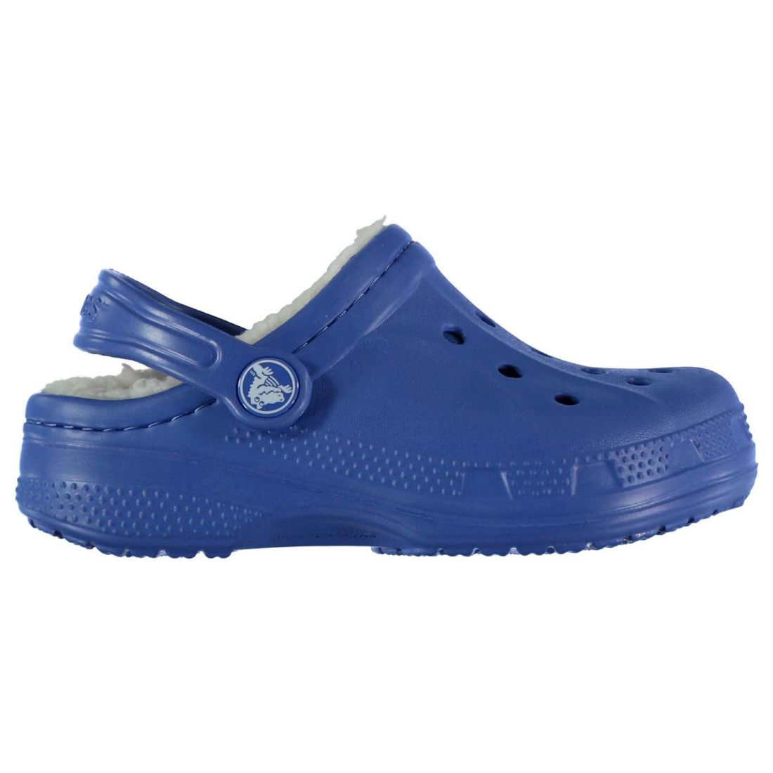 Crocs Boys Ralen Lined Clogs Baby Shoes Everyday Slip On Comfortable ... 99ccb6023