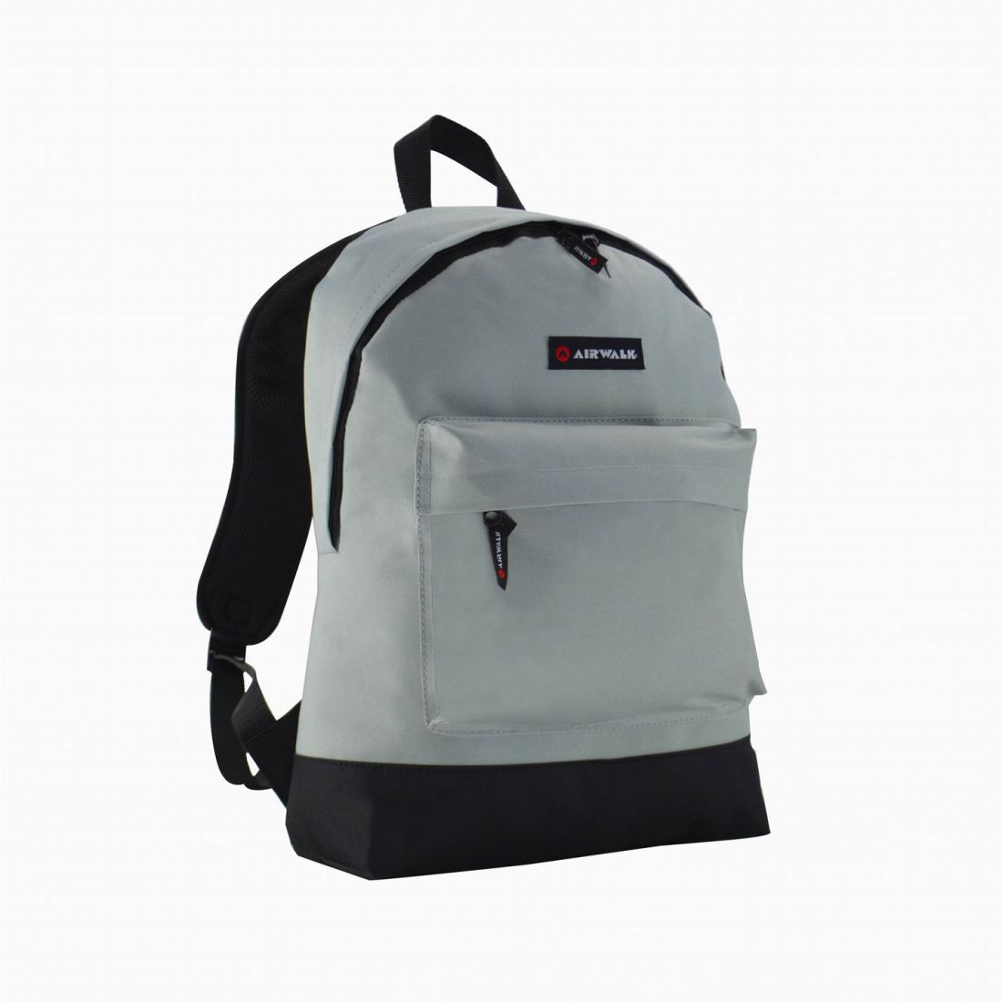 d8e7f1df53 Image is loading Airwalk-Essentials-Backpack-Unisex-Back-Pack-Zip