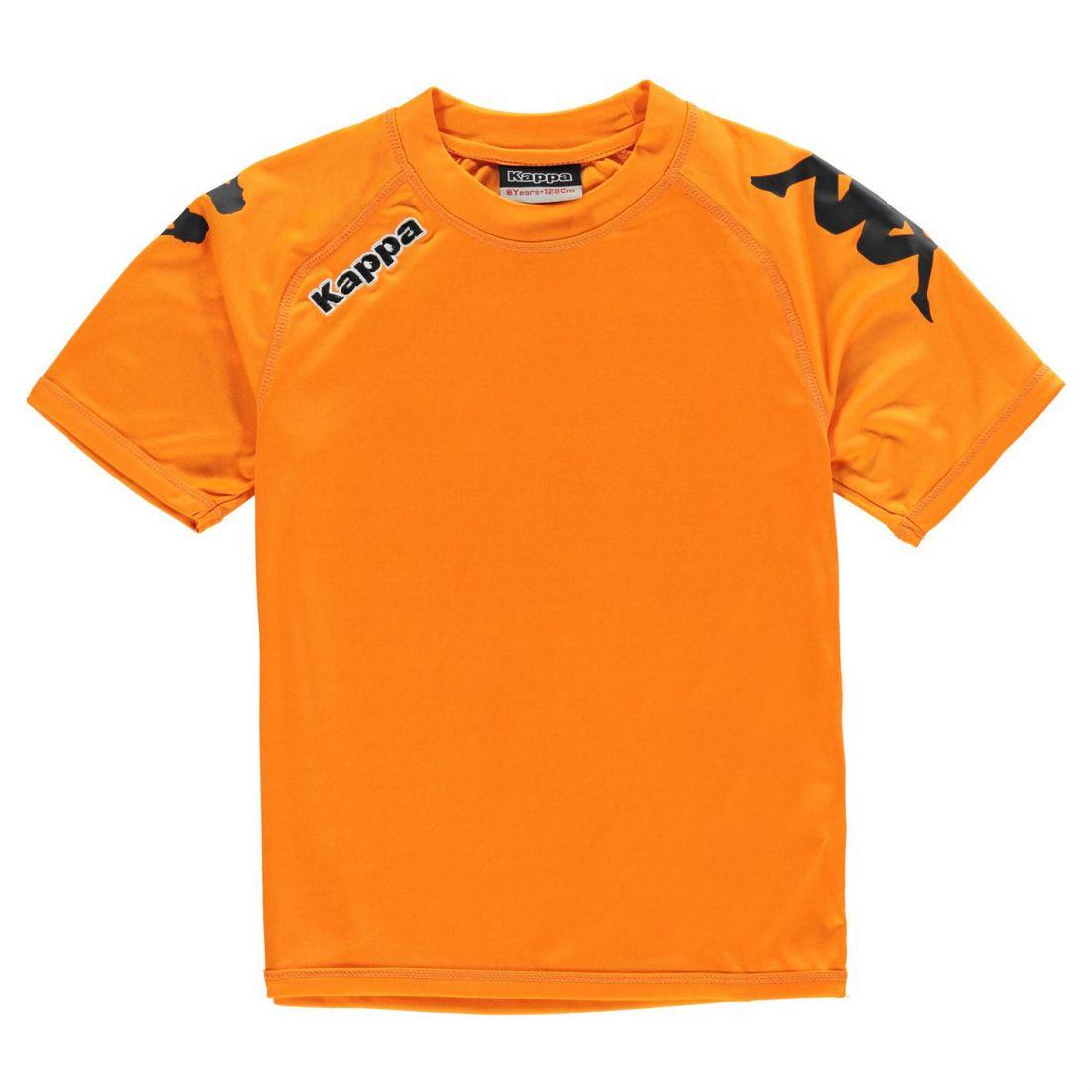 9f948b0e Kappa Kids Boys Veneto T Shirt Junior Performance Vest Tee Top Tank ...