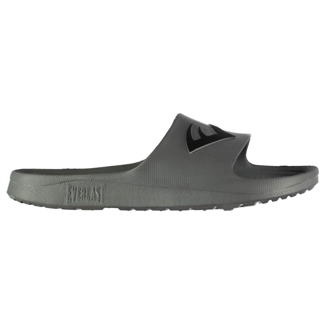 67fbdd32d42bd9 Everlast Kids Junior Sliders Pool Shoes Slip On Comfortable Fit ...