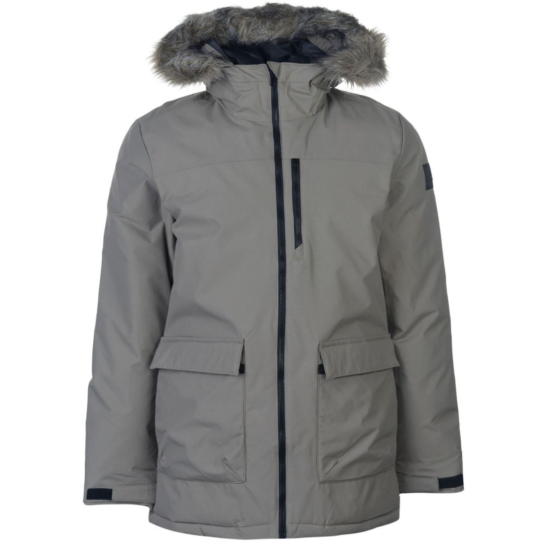 636285258 Details about adidas Xploric Parka Jacket Mens Gents Puffer Coat Top Full  Length Sleeve Hooded