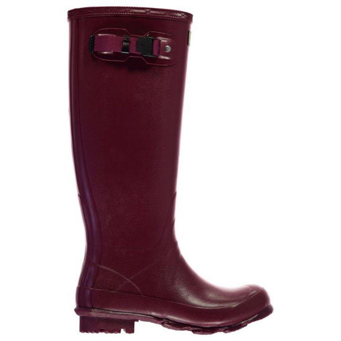 Calzado botas botas Calzado Hunter Damas Norris Campo 77c552
