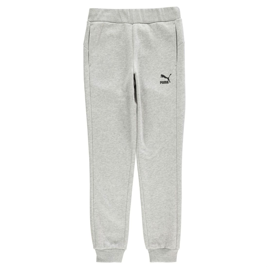 a5b9227b7aad Puma Kids Girls No1 Logo Pant Junior Fleece Jogging Bottoms Trousers Pants