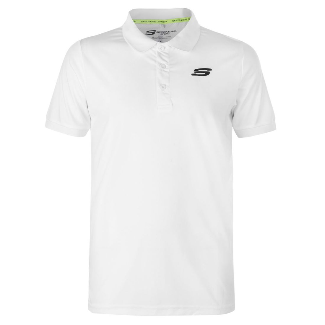 Skechers Mens Mesh Back Polo Shirt