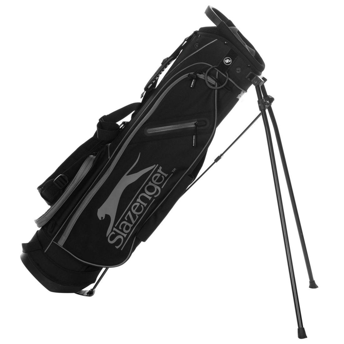 45283b9895b Slazenger Unisex Micro Stand Bag Golf Zip Sport 5057816252944 | eBay