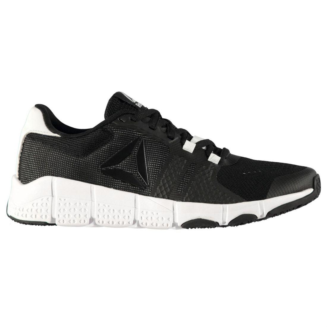 Zapatillas 2 0 de deporte Trainflex blancas Reebok para mujer negras rxfvrI