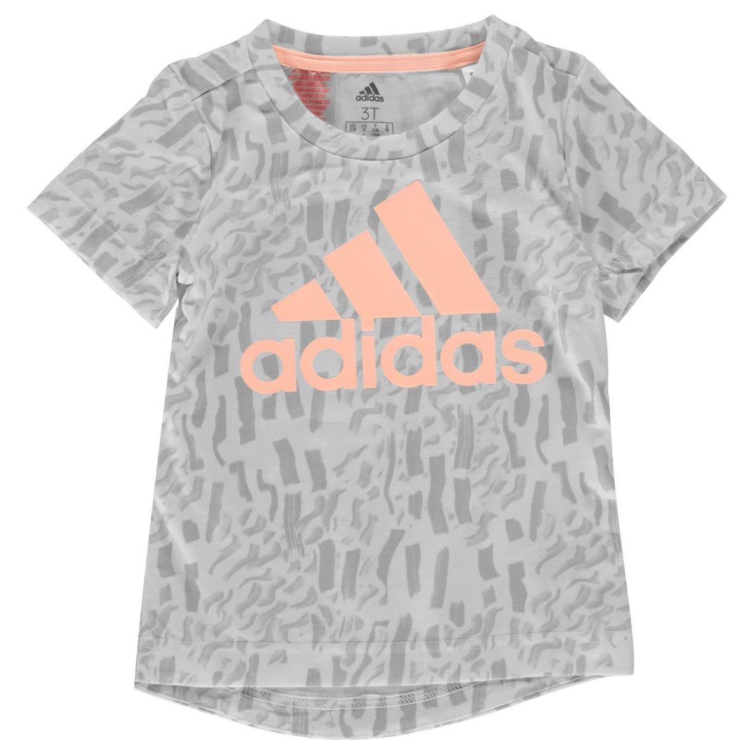 adidas Youth Boys Climalite Short Sleeve Performance Tee