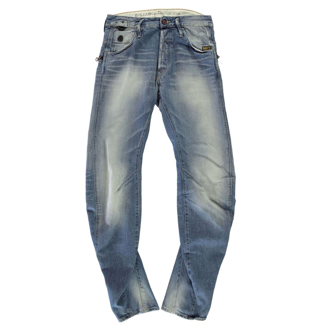 5d2925ce470 Details about G Star Mens Raw New Riley 3D Loose Tapered Jeans Straight  Pants Trousers Bottoms